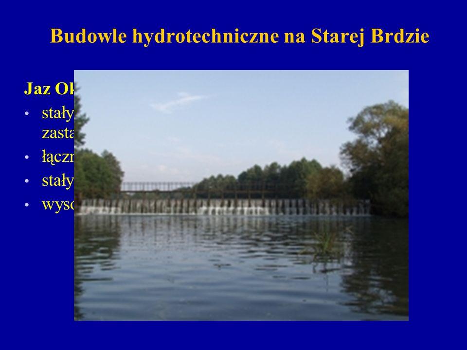 Budowle hydrotechniczne na Starej Brdzie