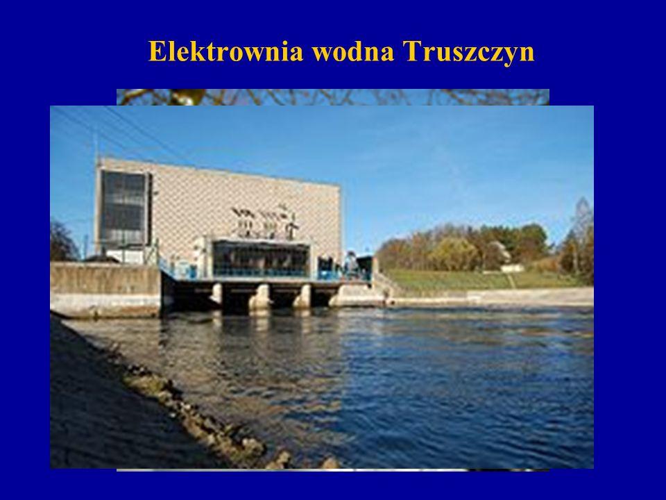 Elektrownia wodna Truszczyn