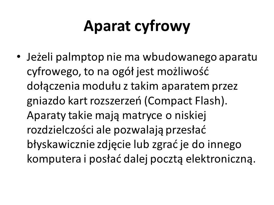 Aparat cyfrowy
