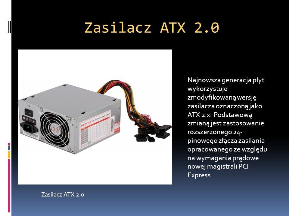 Zasilacz ATX 2.0