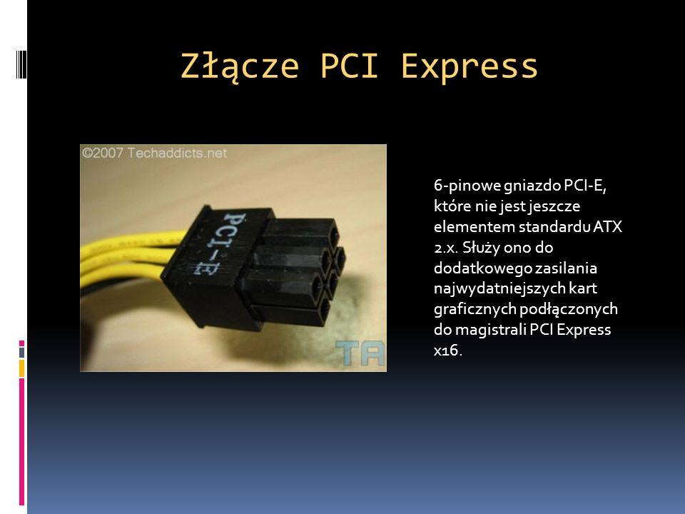 Złącze PCI Express