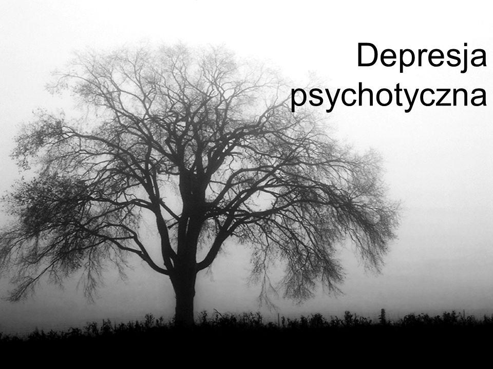 Depresja psychotyczna