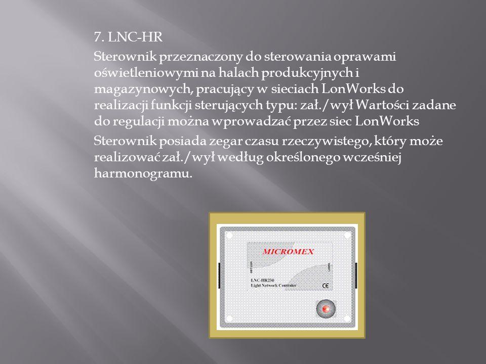 7. LNC-HR