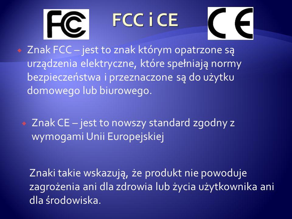 FCC i CE