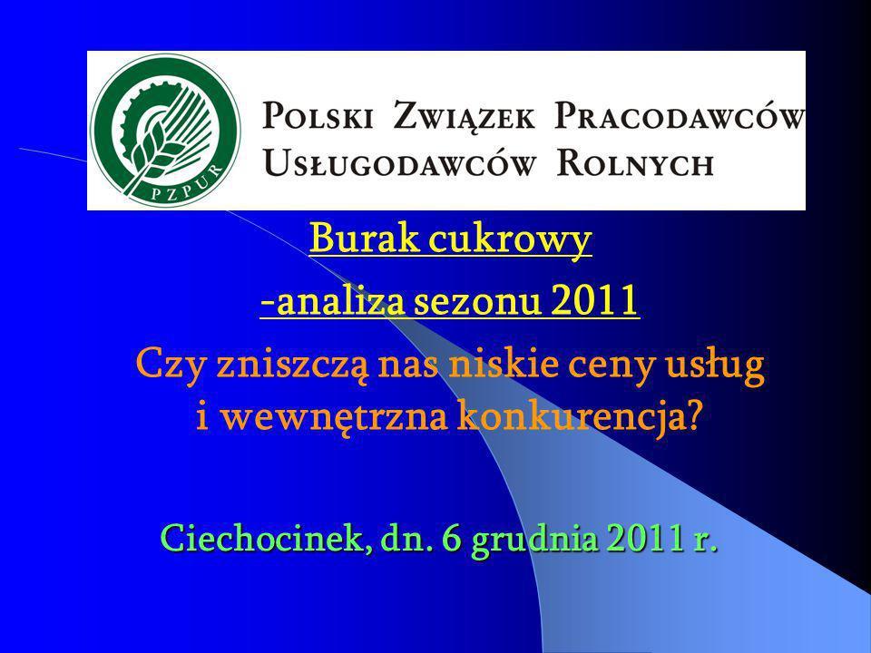 Ciechocinek, dn. 6 grudnia 2011 r.