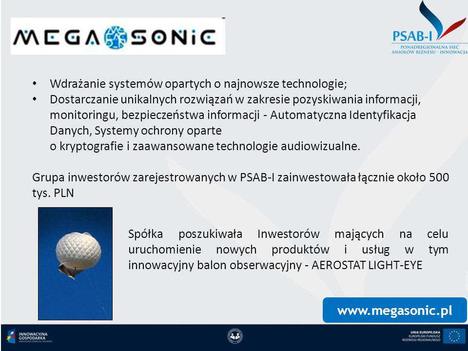 Wdrażanie systemów opartych o najnowsze technologie;