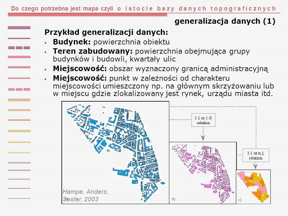 generalizacja danych (1)