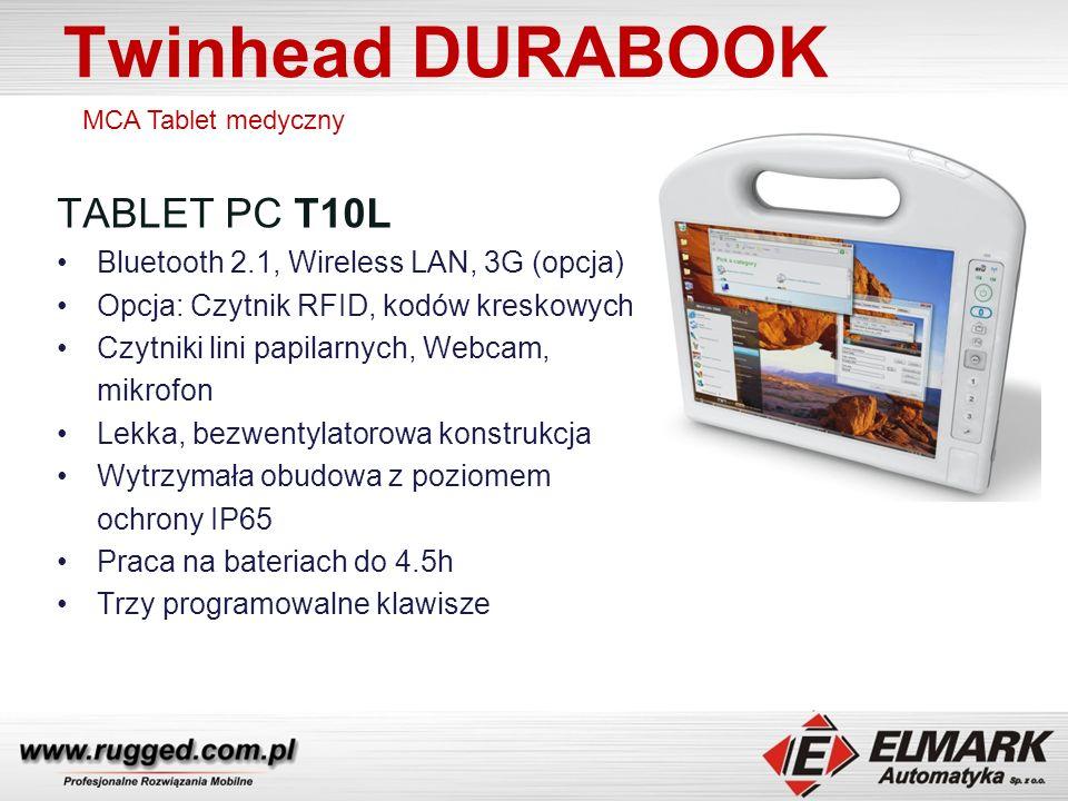 Twinhead DURABOOK TABLET PC T10L