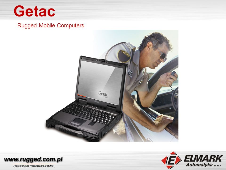 Getac Rugged Mobile Computers