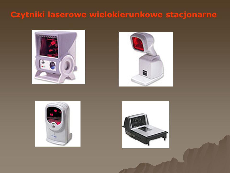 Czytniki laserowe wielokierunkowe stacjonarne