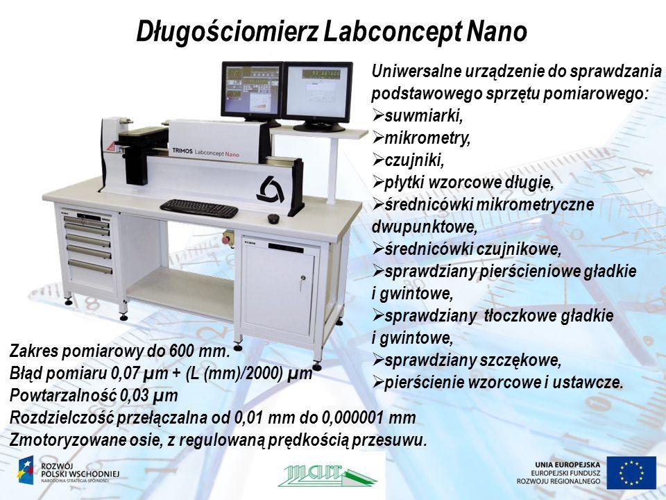 Długościomierz Labconcept Nano