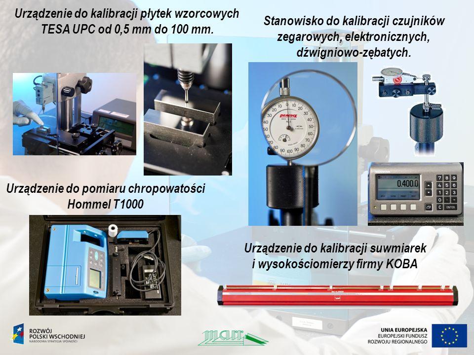 Urządzenie do pomiaru chropowatości Hommel T1000