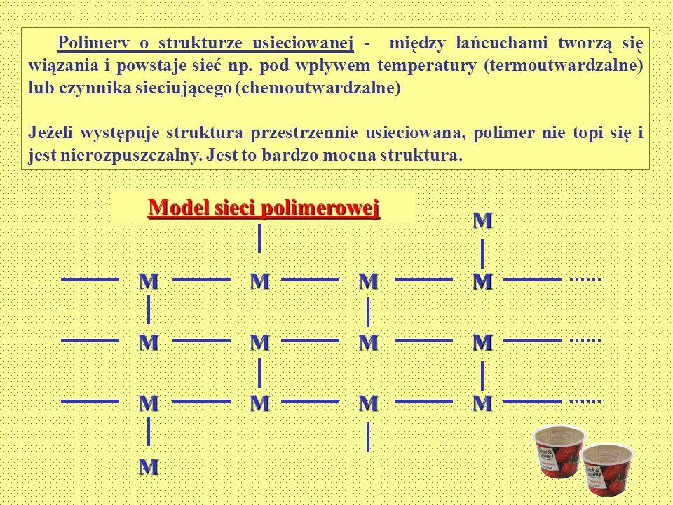 Model sieci polimerowej
