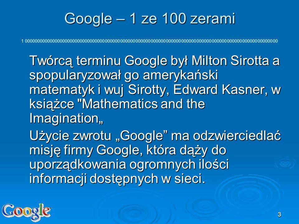 Google – 1 ze 100 zerami 1 0000000000000000000000000000000000000000000000000000000000000000000000000000000000000000000000000000