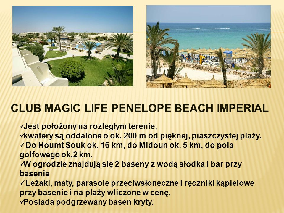 CLUB MAGIC LIFE PENELOPE BEACH IMPERIAL
