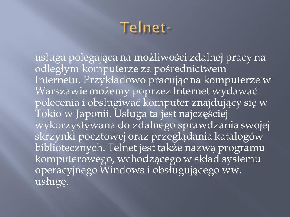 Telnet-
