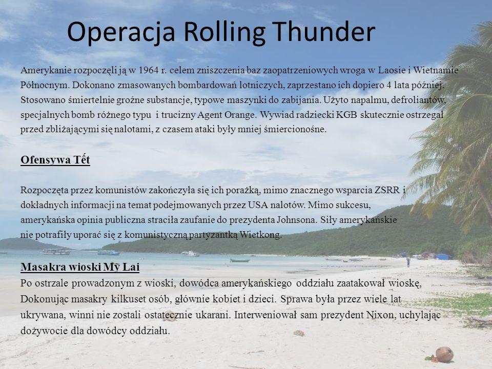 Operacja Rolling Thunder