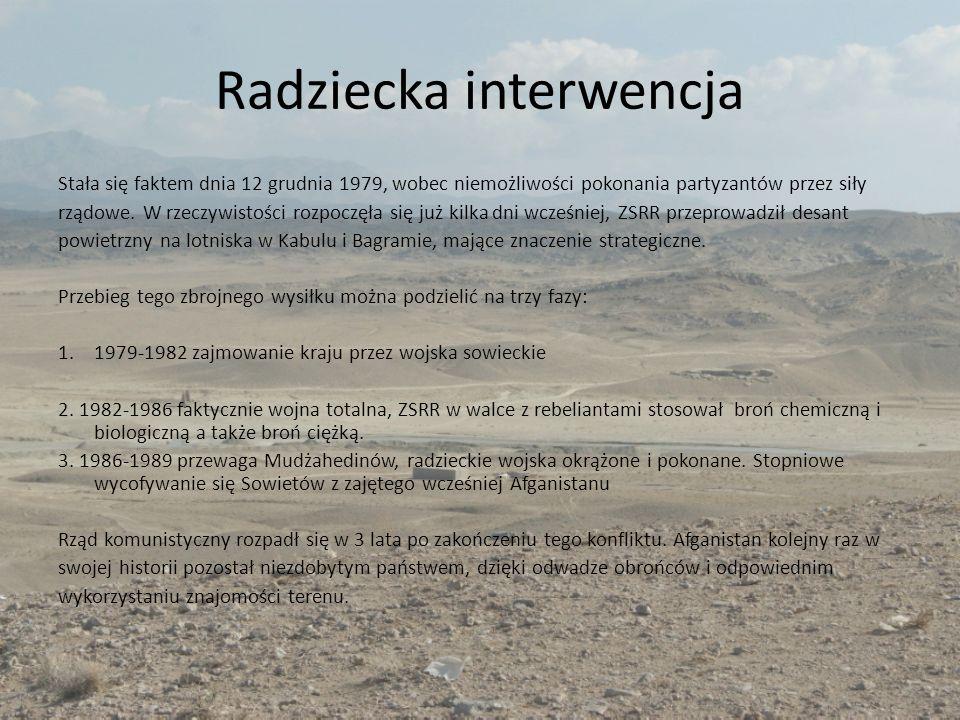 Radziecka interwencja