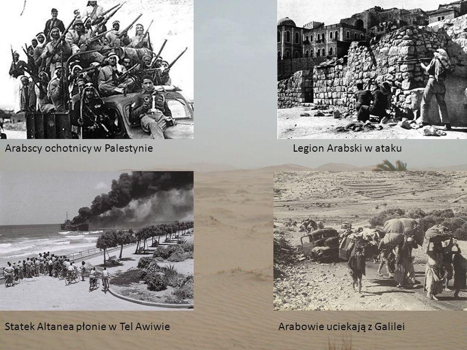 Arabscy ochotnicy w Palestynie