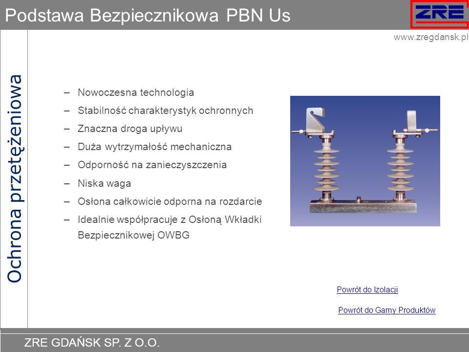 Podstawa Bezpiecznikowa PBN Us