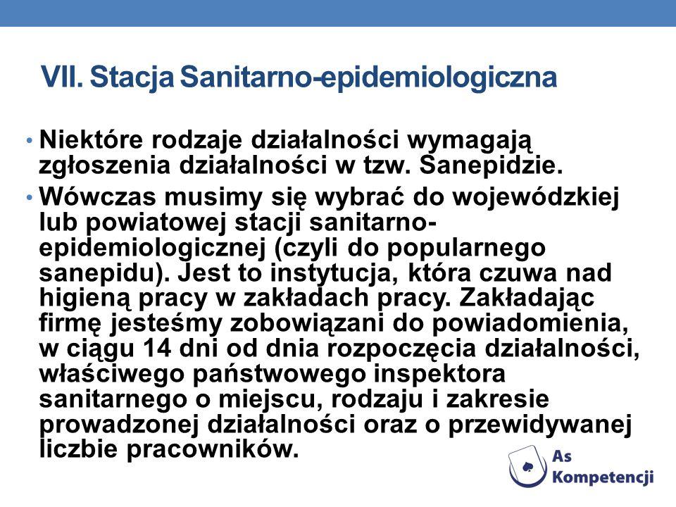 VII. Stacja Sanitarno-epidemiologiczna