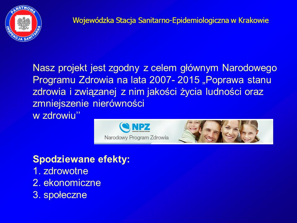 Wojewódzka Stacja Sanitarno-Epidemiologiczna w Krakowie