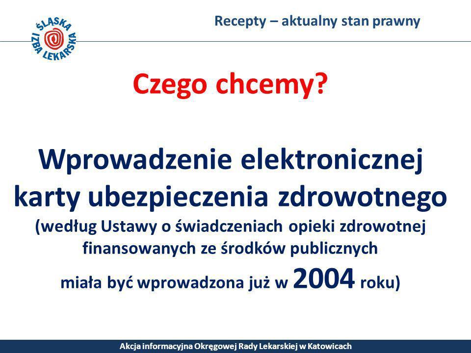 Wprowadzenie elektronicznej karty ubezpieczenia zdrowotnego