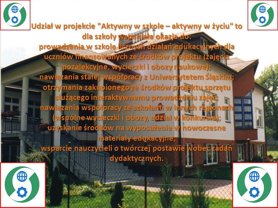 nawiązania stałej współpracy z Uniwersytetem Śląskim;