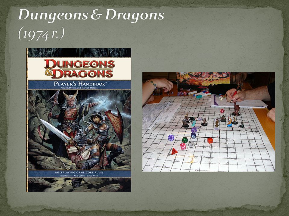 Dungeons & Dragons (1974 r.)
