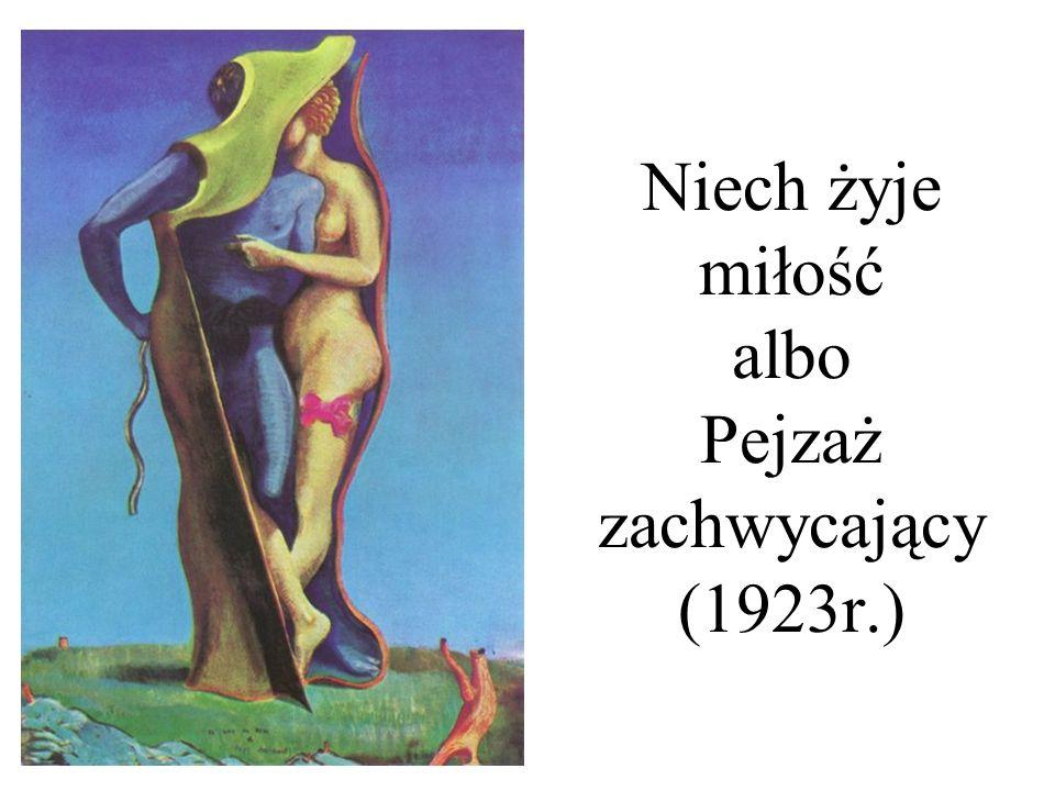 Niech żyje miłość albo Pejzaż zachwycający (1923r.)