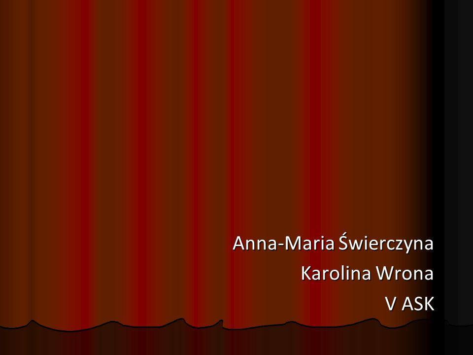 Anna-Maria Świerczyna