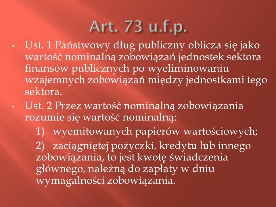 Art. 73 u.f.p.