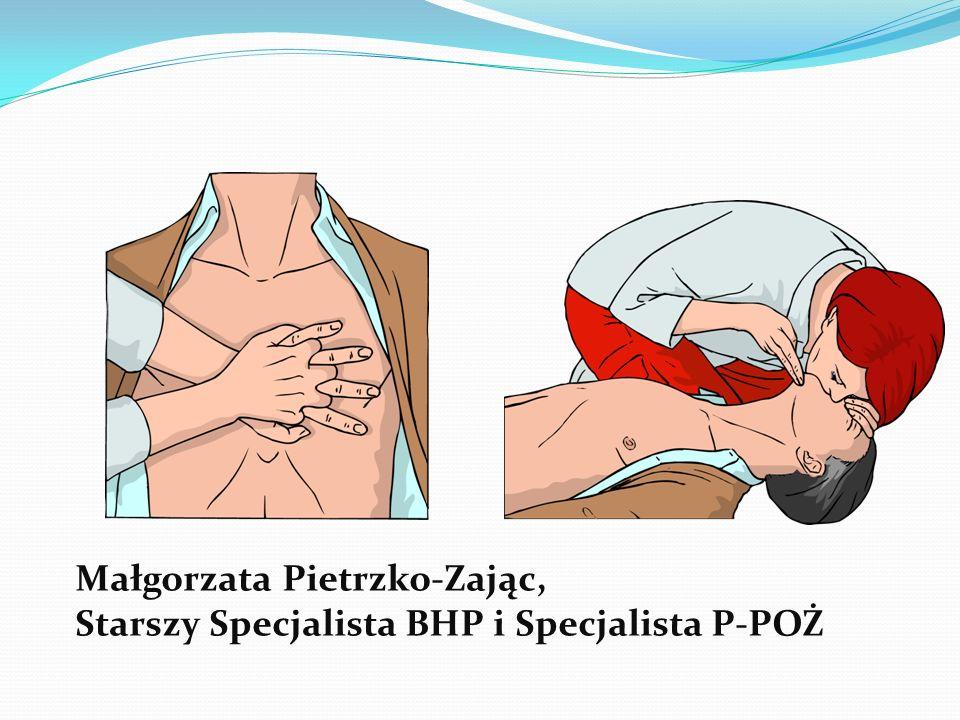 Małgorzata Pietrzko-Zając, Starszy Specjalista BHP i Specjalista P-POŻ