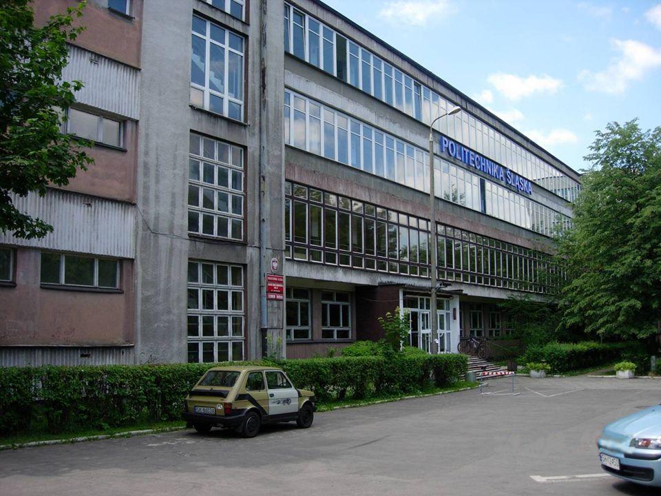 Bytom Adaptacja budynku na potrzeby Politechniki Śląskiej