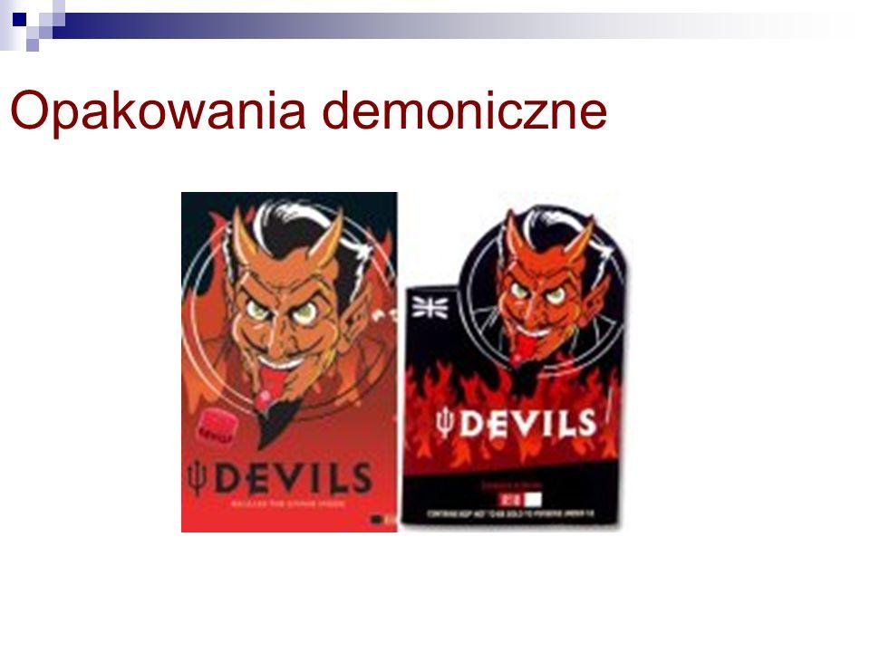 Opakowania demoniczne