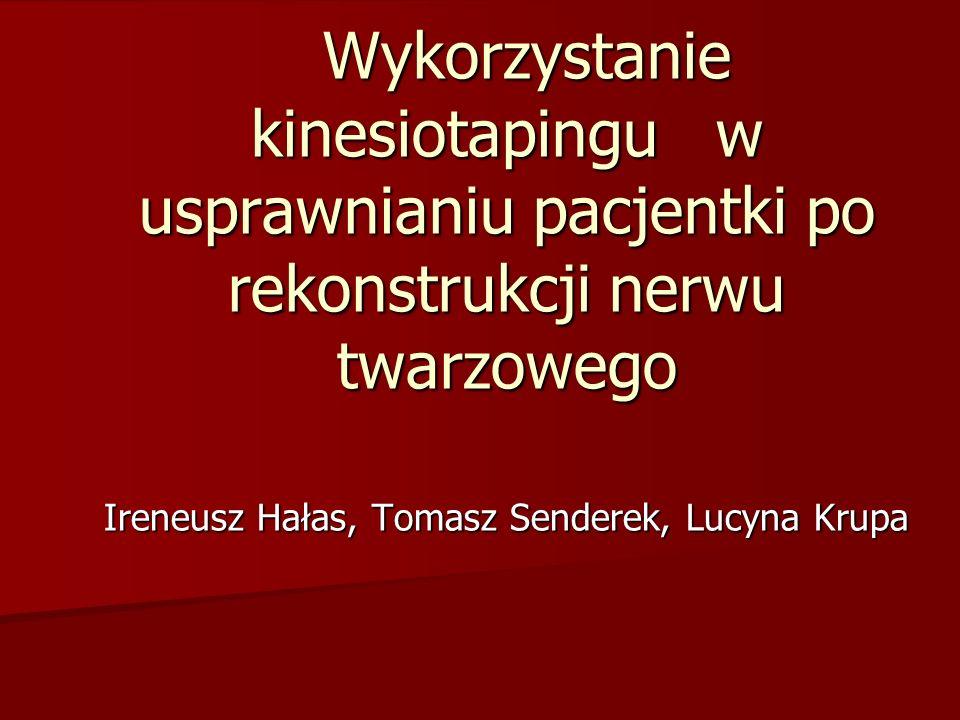 Ireneusz Hałas, Tomasz Senderek, Lucyna Krupa
