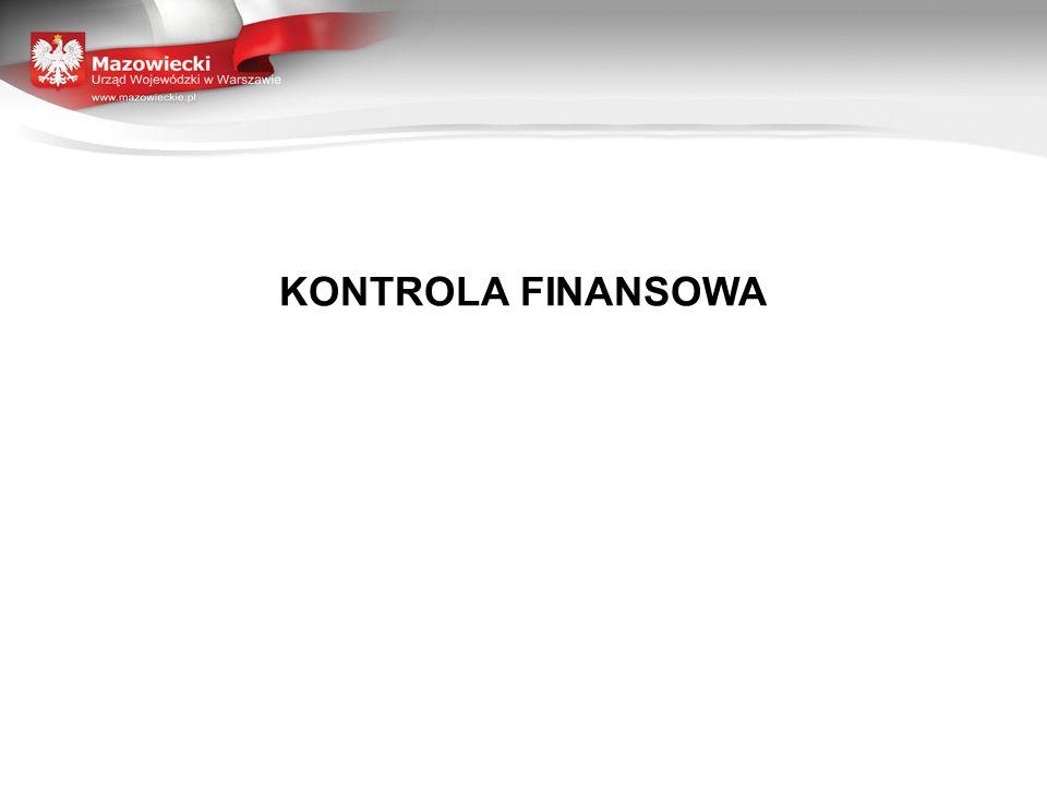KONTROLA FINANSOWA