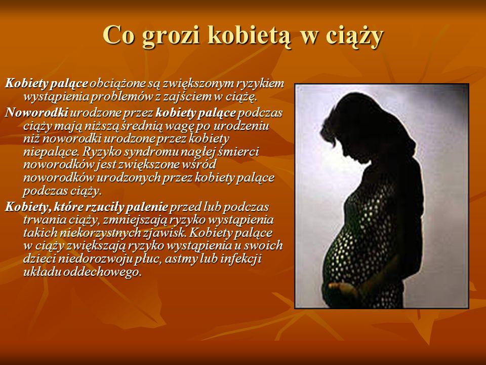 Co grozi kobietą w ciąży