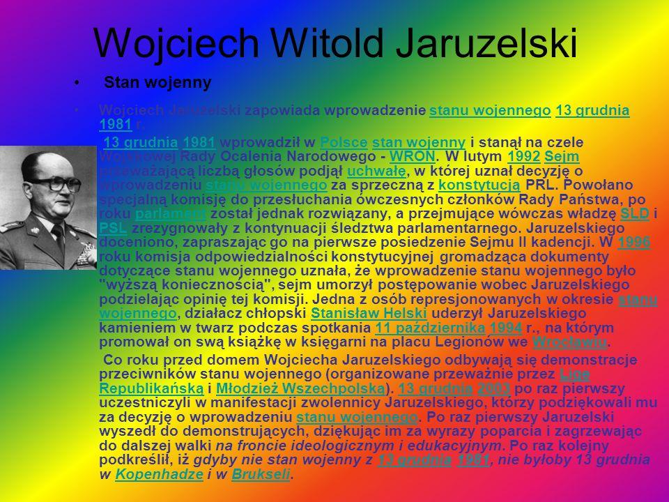 Wojciech Witold Jaruzelski
