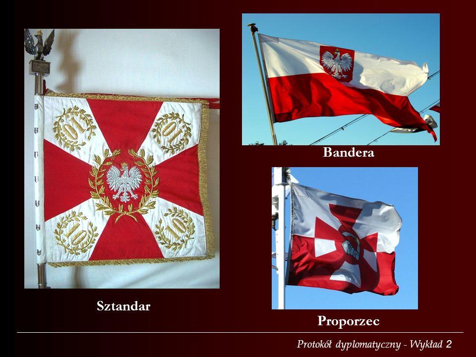 Bandera Sztandar Proporzec