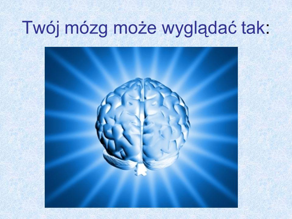 Twój mózg może wyglądać tak: