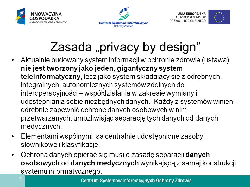 "Zasada ""privacy by design"