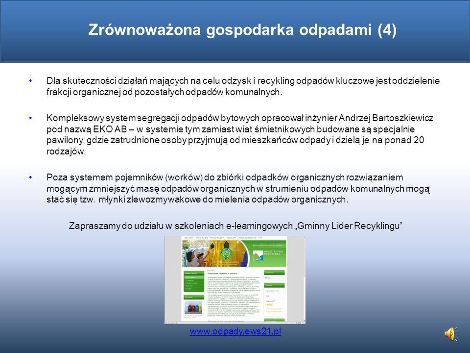 Zrównoważona gospodarka odpadami (4)