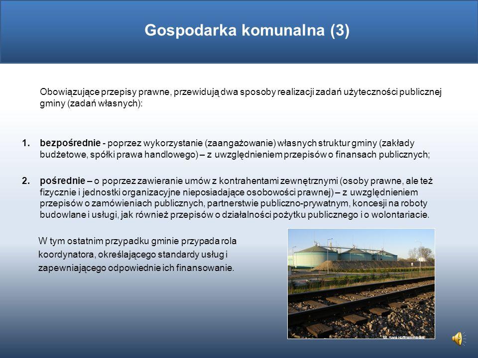 Gospodarka komunalna (3)