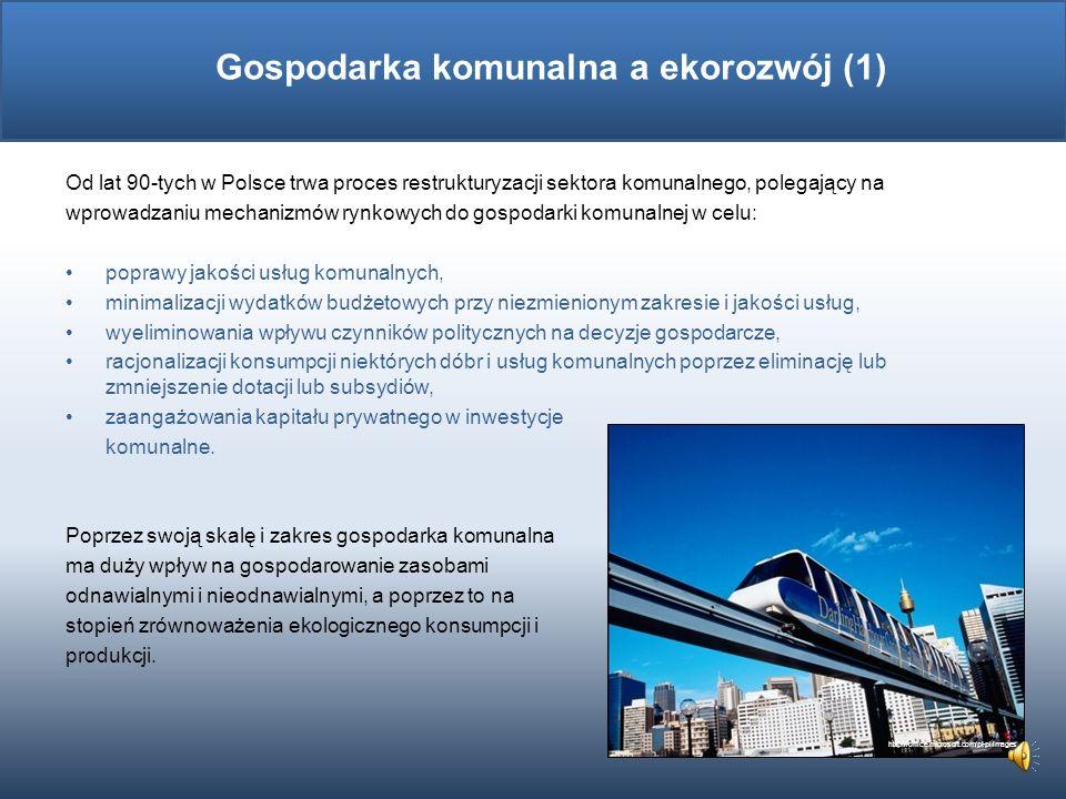 Gospodarka komunalna a ekorozwój (1)