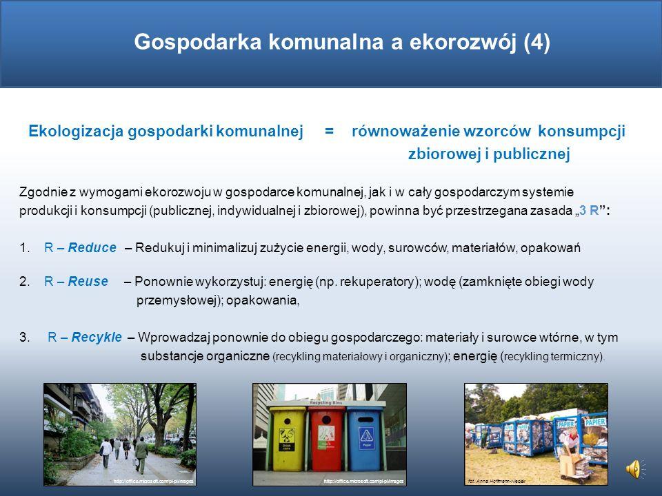Gospodarka komunalna a ekorozwój (4)