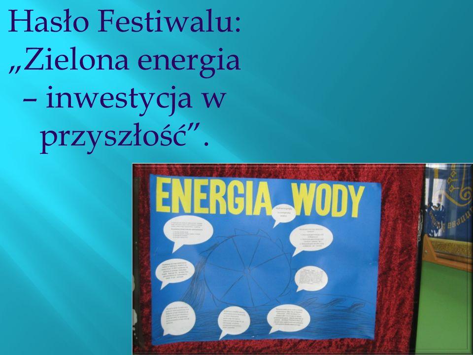 """""""Zielona energia – inwestycja w przyszłość ."""