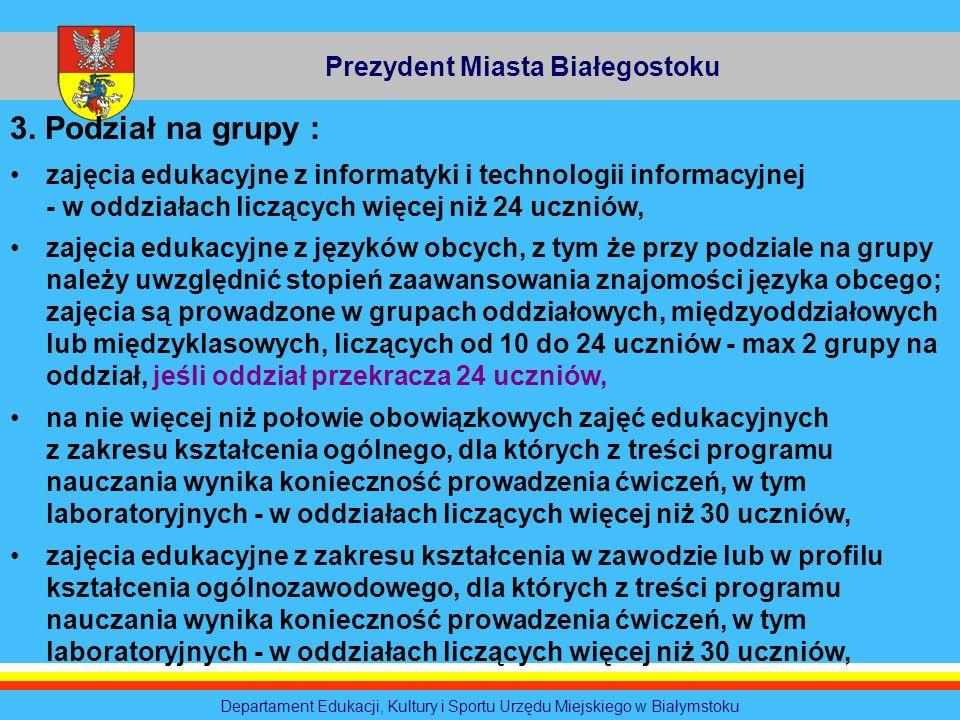 Prezydent Miasta Białegostoku