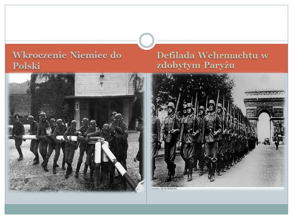Wkroczenie Niemiec do Polski