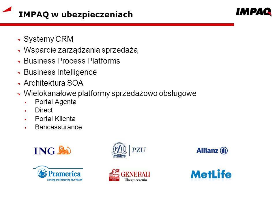 IMPAQ w ubezpieczeniach
